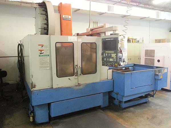 Mazak Mill For Sale